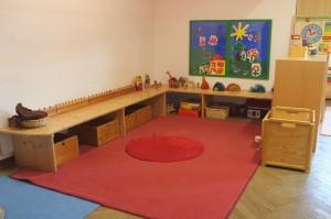 Montessori-Bereich